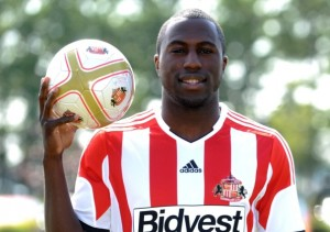 Altidore Plays For Sunderland