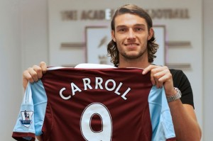 Carroll Permanent West Ham