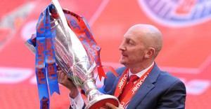 Holloway winning Play-offs