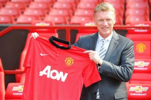 Moyes At United
