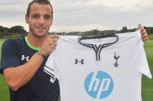 Soldado At Tottenham