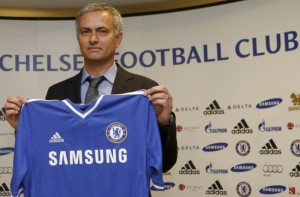 The special one returns