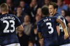 Januzaj scores on premier league debut