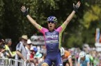 Diego Ulissi Wins Second Stage Of Tour Down Under 2014