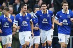 Everton Dominate first team of the weekend in 2014