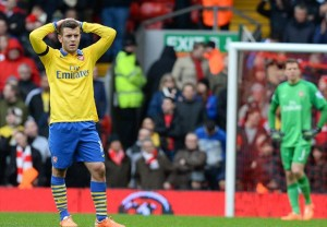Arsenal Stunned By Liverpool