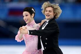 Meryl Davis and Charlie White With Astonishing Performance