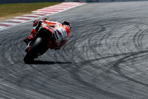 Marquez quickest on day 1 test in Sepang