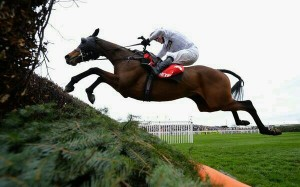 Holywell In Full Flight. Image credit @Channel4Racing