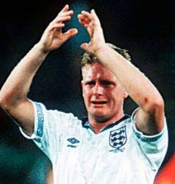 Paul+Gascoigne+crying+at+World+Cup+1990