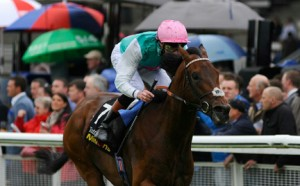 Kingman wins Irish 2000 Guineas. Image credit @Channel4Racing
