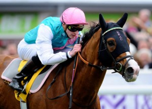 Noble Mission awarded G1 win. Image credit @Channel4Racing
