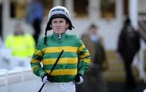A P McCoy to Retire. Image credit @Channel4Racing