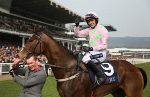 Vautour a winner. Image credit @Channel4Racing
