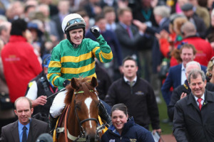 McCoy and Uxizandre a winning combination. Image credit @sport_oliver