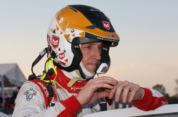 Meeke's Citroen future rests in his own hads.