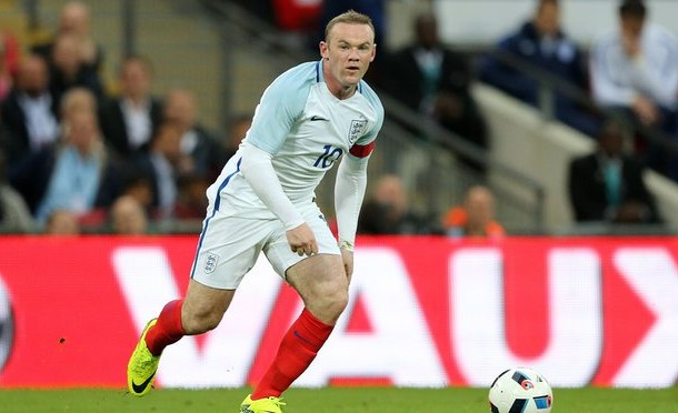 Rooney England Captain